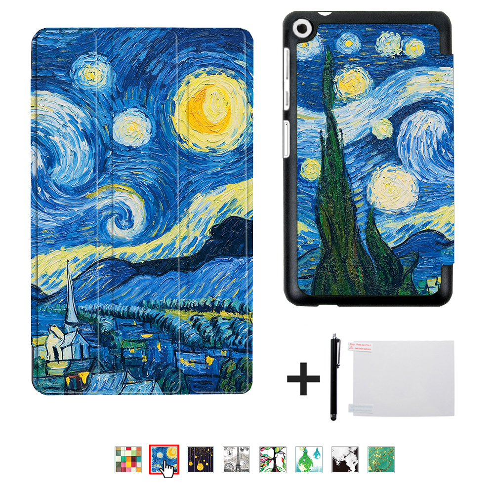 Чехол для huawei MediaPad T3 8,0 KOB-L09 KOB-W09 для 8 &39;&39;Tablet PC Стенд slim case для Honor Play Pad 2 8,0